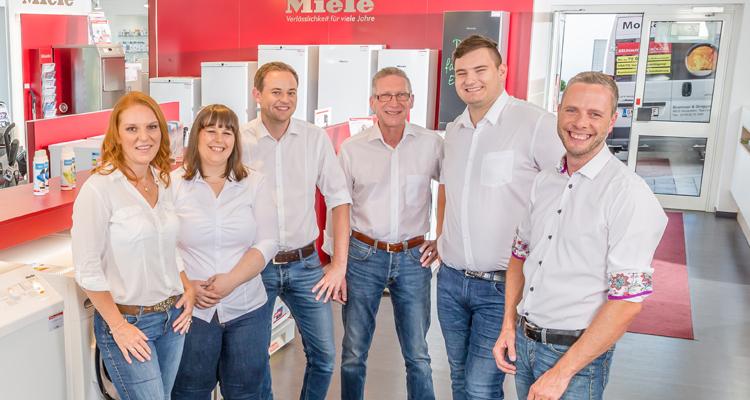 Miele Center Brunmayr Team